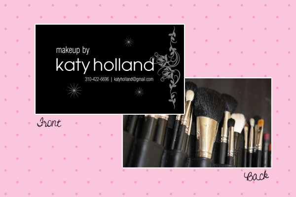 Business cards glam it up llb designs katybusinesscards colourmoves