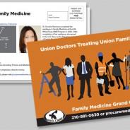 Procare postcard campaign