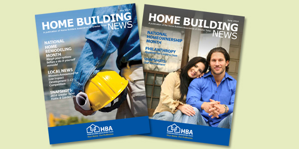 Home Building News Magazine Llb Designs