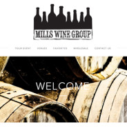 Mills Wine Group logo