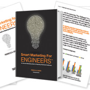Smart Marketing for Engineers book design